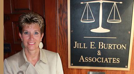 Family Law Attorney - Jill E  Burton & Associates, P L L C , Lawyer